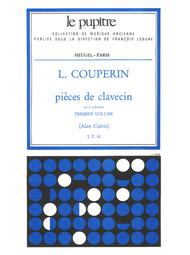 Pieces de Clavecin - Volume 1