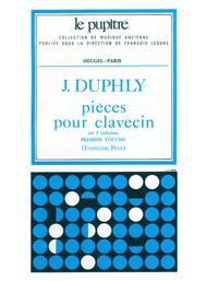 Pieces Pour Clavecin - Livres 1 Et 2