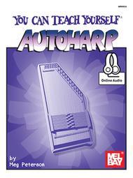 You Can Teach Yourself Autoharp - Book/CD