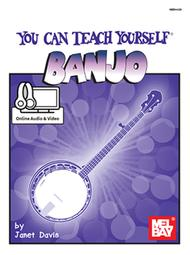 You Can Teach Yourself Banjo - Book and CD