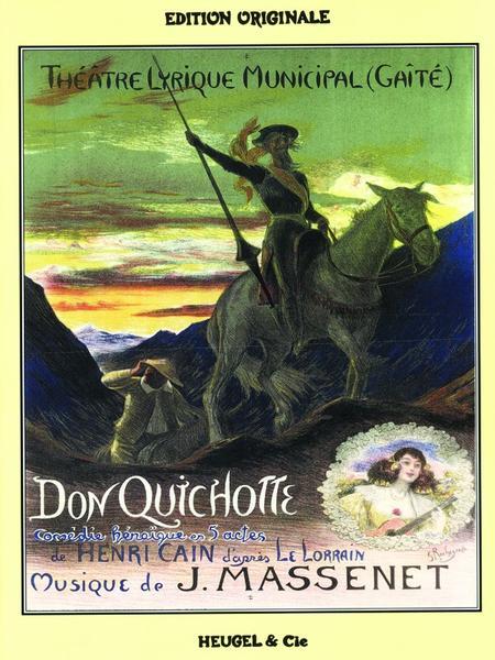 Don Quichotte - Chant et Piano (Francais)