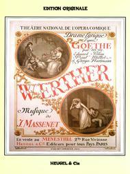 Werther - Chant et Piano (Francais)