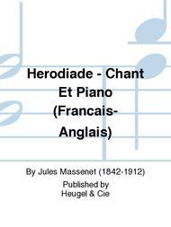 Herodiade - Chant Et Piano (Francais-Anglais)