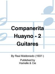 Companerita Huayno - 2 Guitares