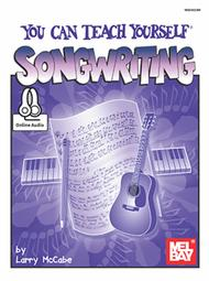 You Can Teach Yourself Song Writing - Book/CD