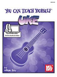 You Can Teach Yourself Uke - Book/CD