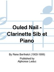 Ouled Nail - Clarinette Sib et Piano