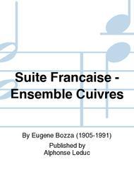 Suite Francaise - Ensemble Cuivres