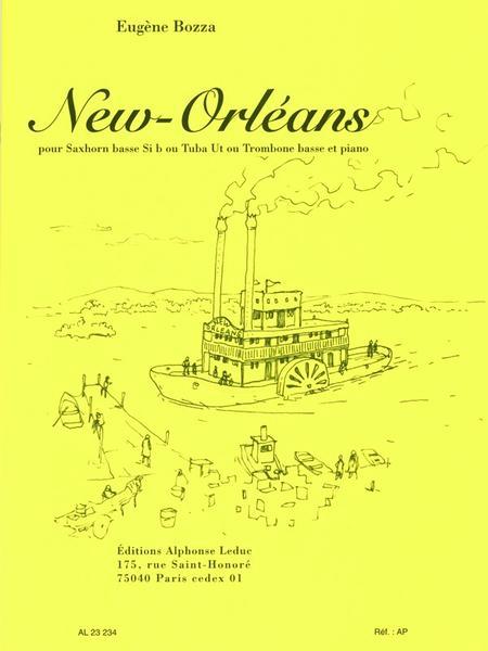 New Orleans - Saxhorn Basse Sib ou Tuba Ut ou Tromb.Basse et Pno