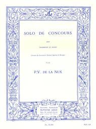 Solo de Concours - Trombone et Piano
