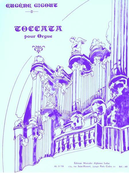 Toccata - Orgue