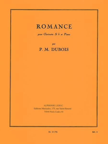 Romance - Clarinette Sib et Piano