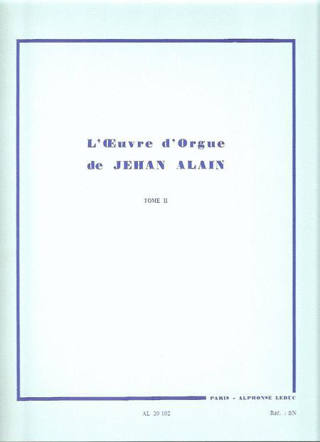 Oeuvre D'Orgue - Volume 2