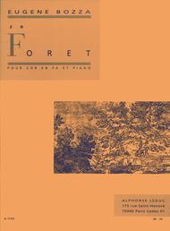 En Foret - Cor en Fa et Piano