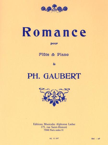 Romance - Flute et Piano