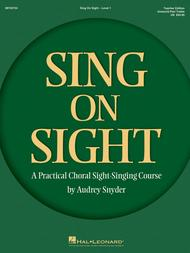 Sing on Sight