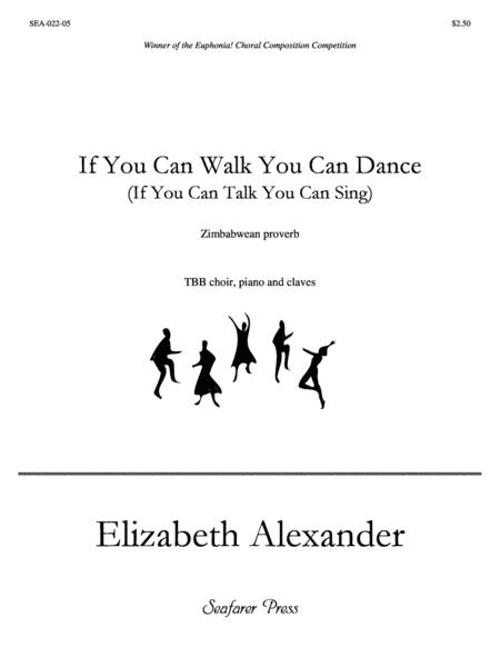 If You Can Walk You Can Dance (TBB)