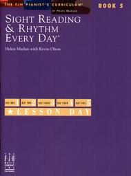 Sight Reading & Rhythm Every Day, Book 5