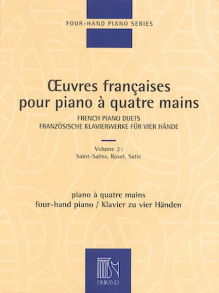 French Piano Duets - Volume 2