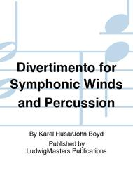 Divertimento for Symphonic Winds and Percussion