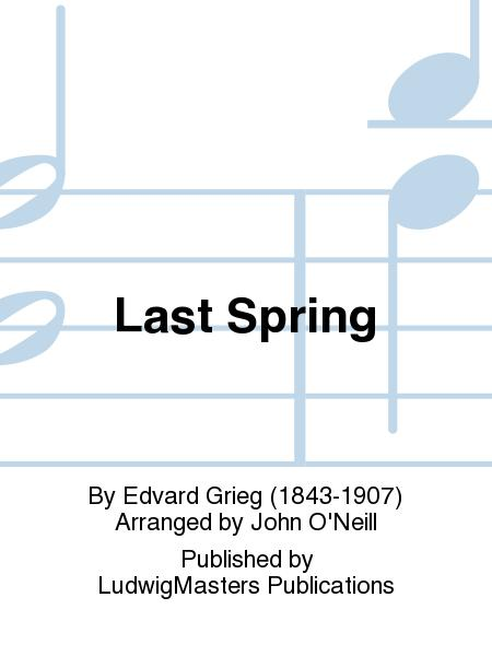 Last Spring