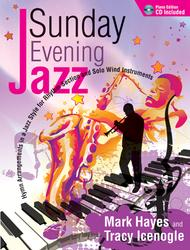 Sunday Evening Jazz - Piano Book
