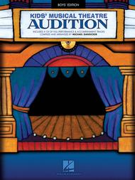 Kids' Musical Theatre Audition - Boys Edition