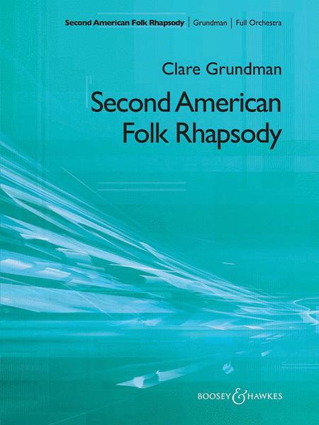 Second American Folk Rhapsody