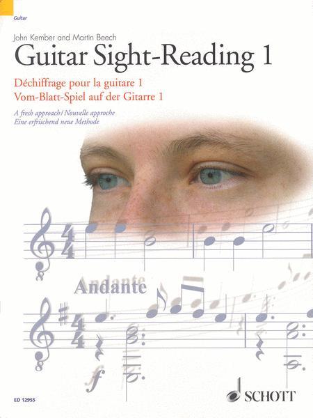 Guitar Sight-Reading 1 Vol. 1