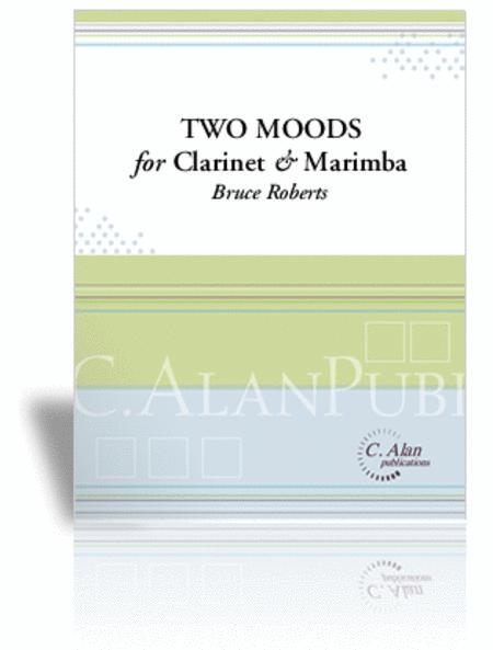 Two Moods for Clarinet & Marimba