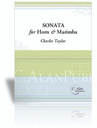 Sonata For Horn and Marimba