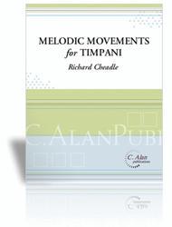 Melodic Movements for Timpani