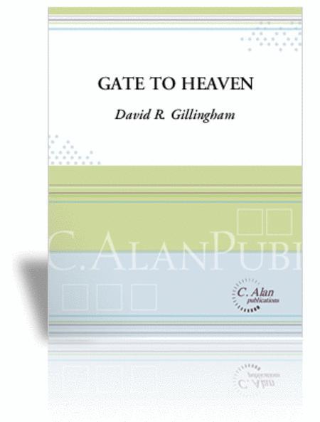 Gate to Heaven (percussion ensemble set)
