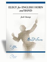 Elegy for English Horn & Band