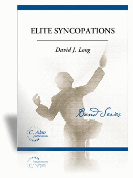 Elite Syncopations (band score & parts)