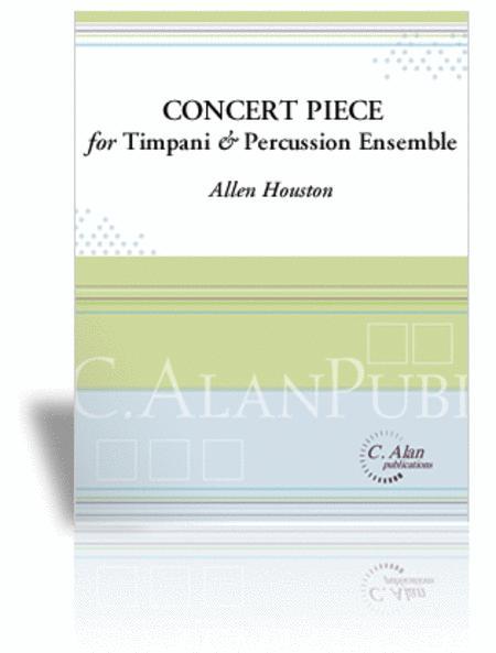 Concert Piece for Timpani & Percussion Ensemble