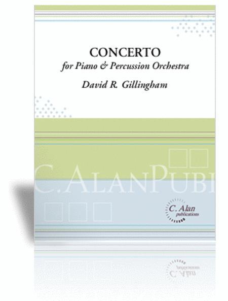 Concerto for Piano and Percussion Orchestra