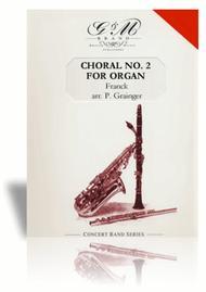 Choral No. 2 for Organ