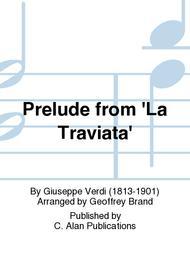 Prelude from 'La Traviata'