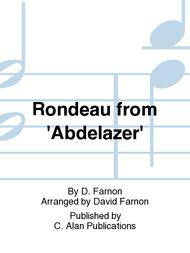 Rondeau from 'Abdelazer'