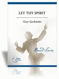 Let Thy Spirit