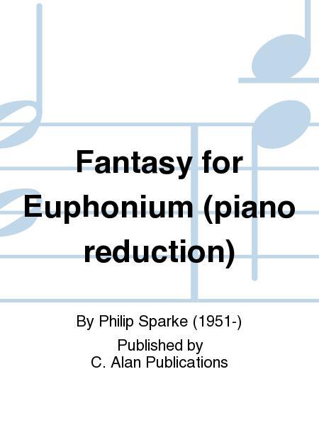 Fantasy for Euphonium (piano reduction)
