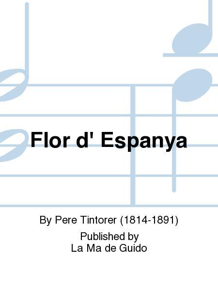 Flor d' Espanya