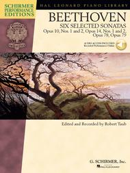 Beethoven - Six Selected Sonatas