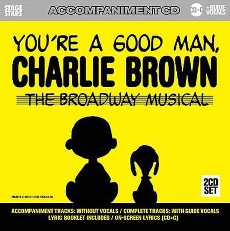 You're a Good Man Charlie Brown (Karaoke CDG)
