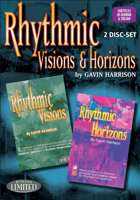 Rhythmic Visions and Rhythmic Horizons 2-DVD Set
