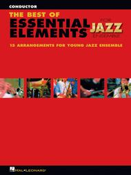 The Best of Essential Elements for Jazz Ensemble (Conductor)