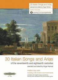 30 Italian Songs and Arias