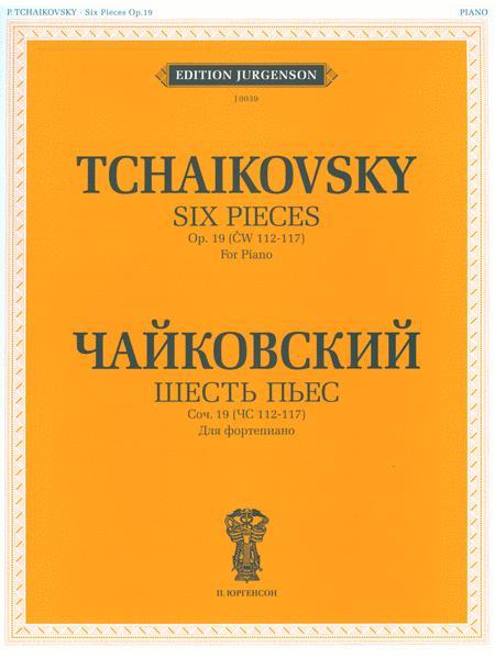 Six Pieces Op. 19