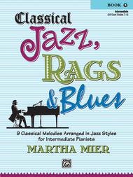 Classical Jazz Rags & Blues, Book 2